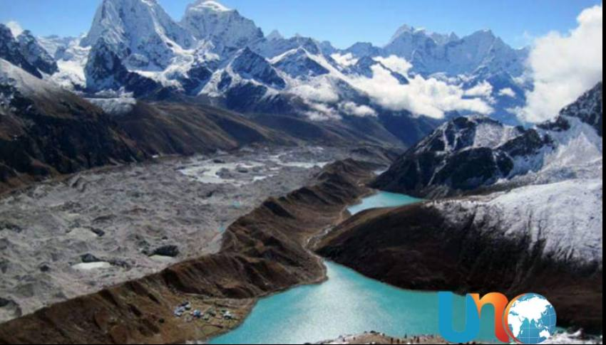 Retrace trail to Gokyo-Ri, Chola Pass, Kalapatthar, Everest Base Camp Trek