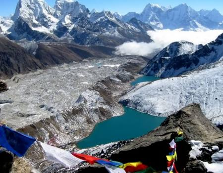 Everest Base Camp Gokyo Chola Pass Trekking